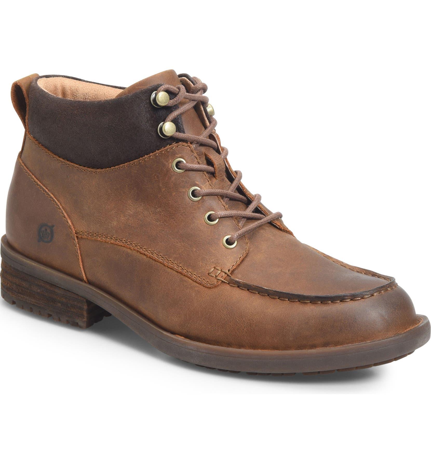 c8a4a1c9129 Hunter Moc Toe Hiking Boot