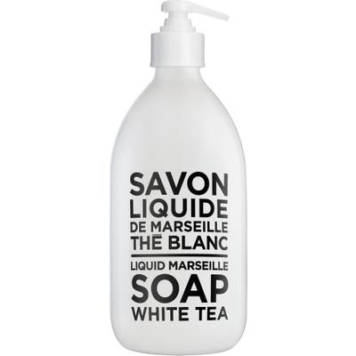 Compagnie De Provence White Tea Liquid Marseille Soap
