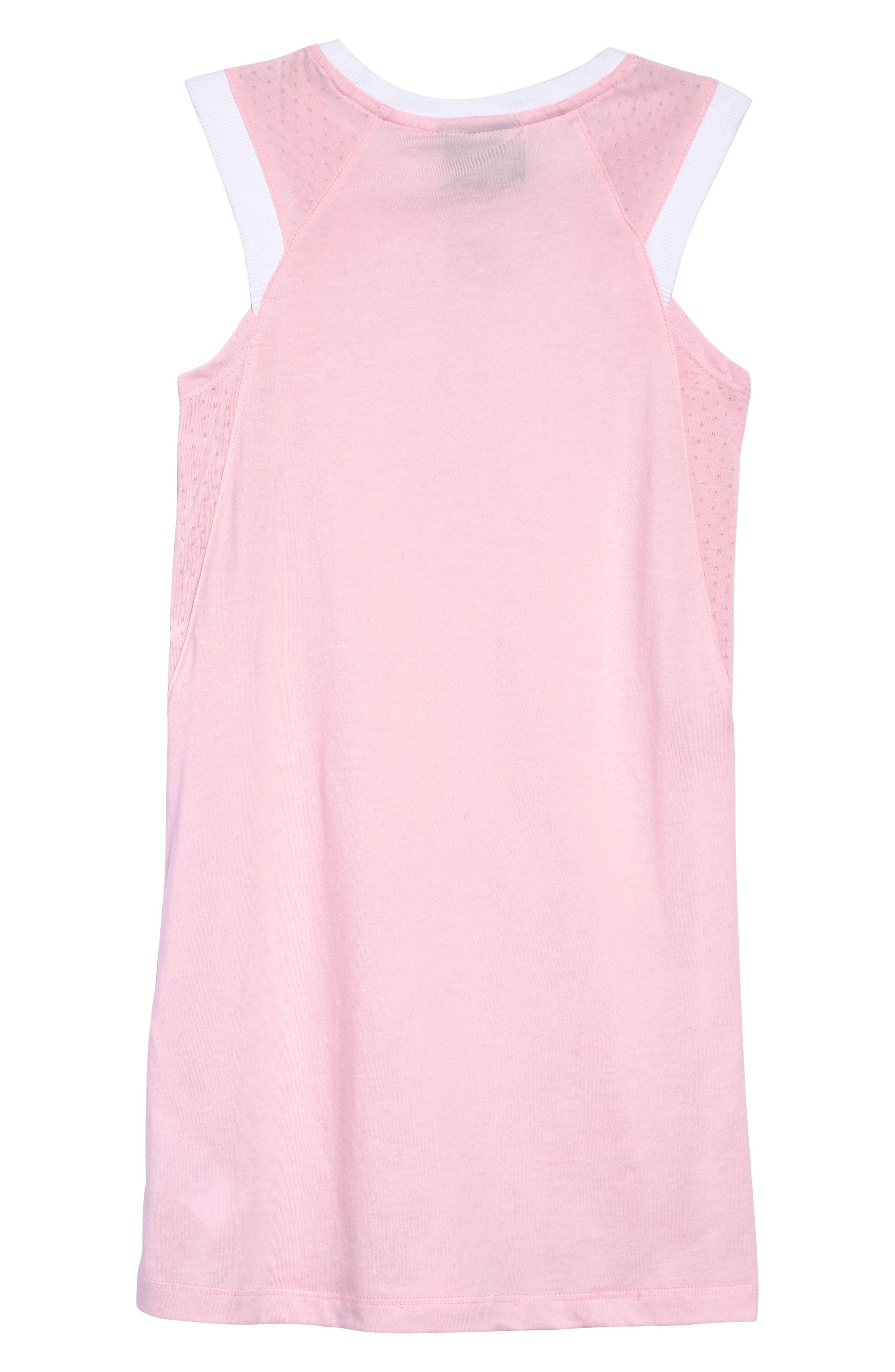 ,                             Sportswear Dress,                             Alternate thumbnail 2, color,                             PINK FOAM