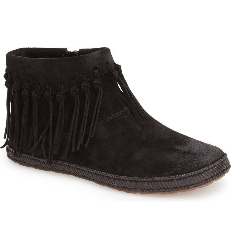 5c3903166bb 'Shenendoah' Fringe Ankle Boot