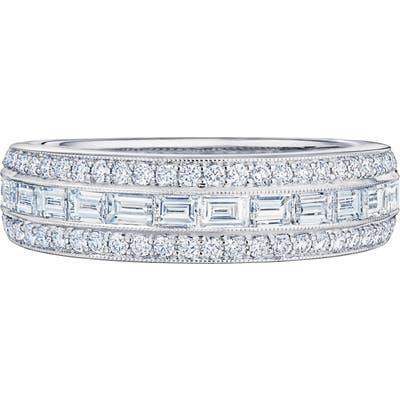 Kwiat Splendor Partway Diamond Band Ring