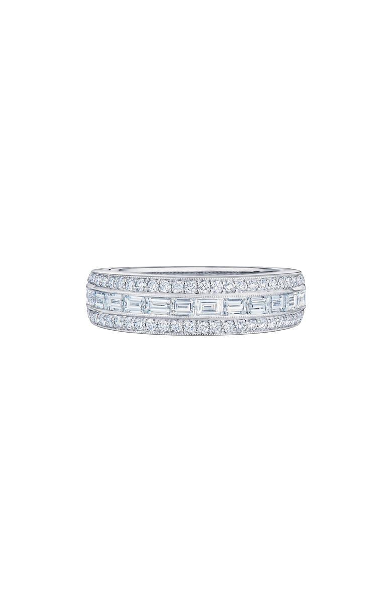 KWIAT Splendor Partway Diamond Band Ring, Main, color, 711