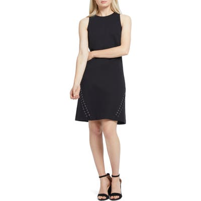 Nic+Zoe Links Sleeveless Dress, Black