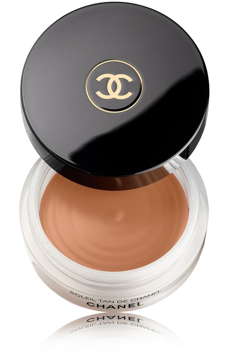 CHANEL SOLEIL TAN DE CHANEL <br />Bronzing Makeup Base, Main, color, 000