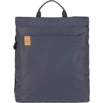 Infant Lassig The Green Label Tyve Diaper Backpack - Blue