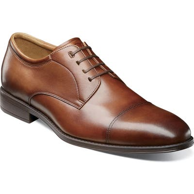 Florsheim Cardineli Cap Toe Derby W - Brown