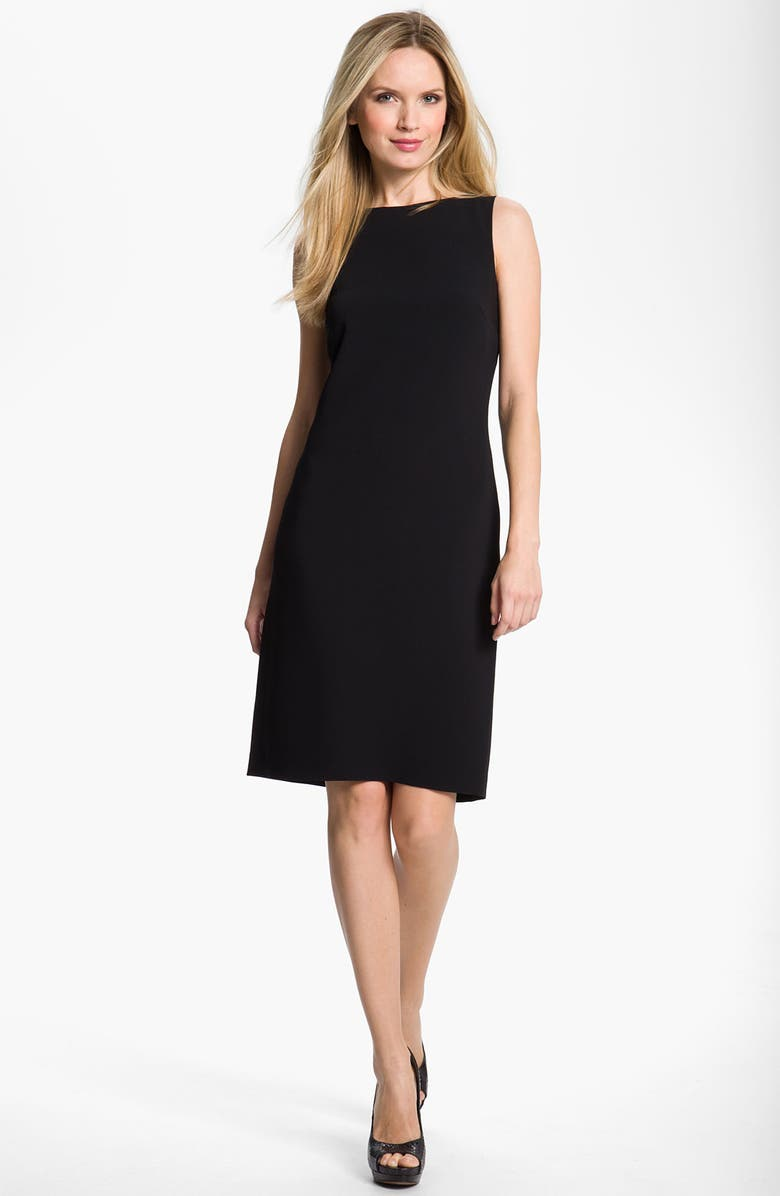 LOUBEN Sheath Dress, Main, color, BLK