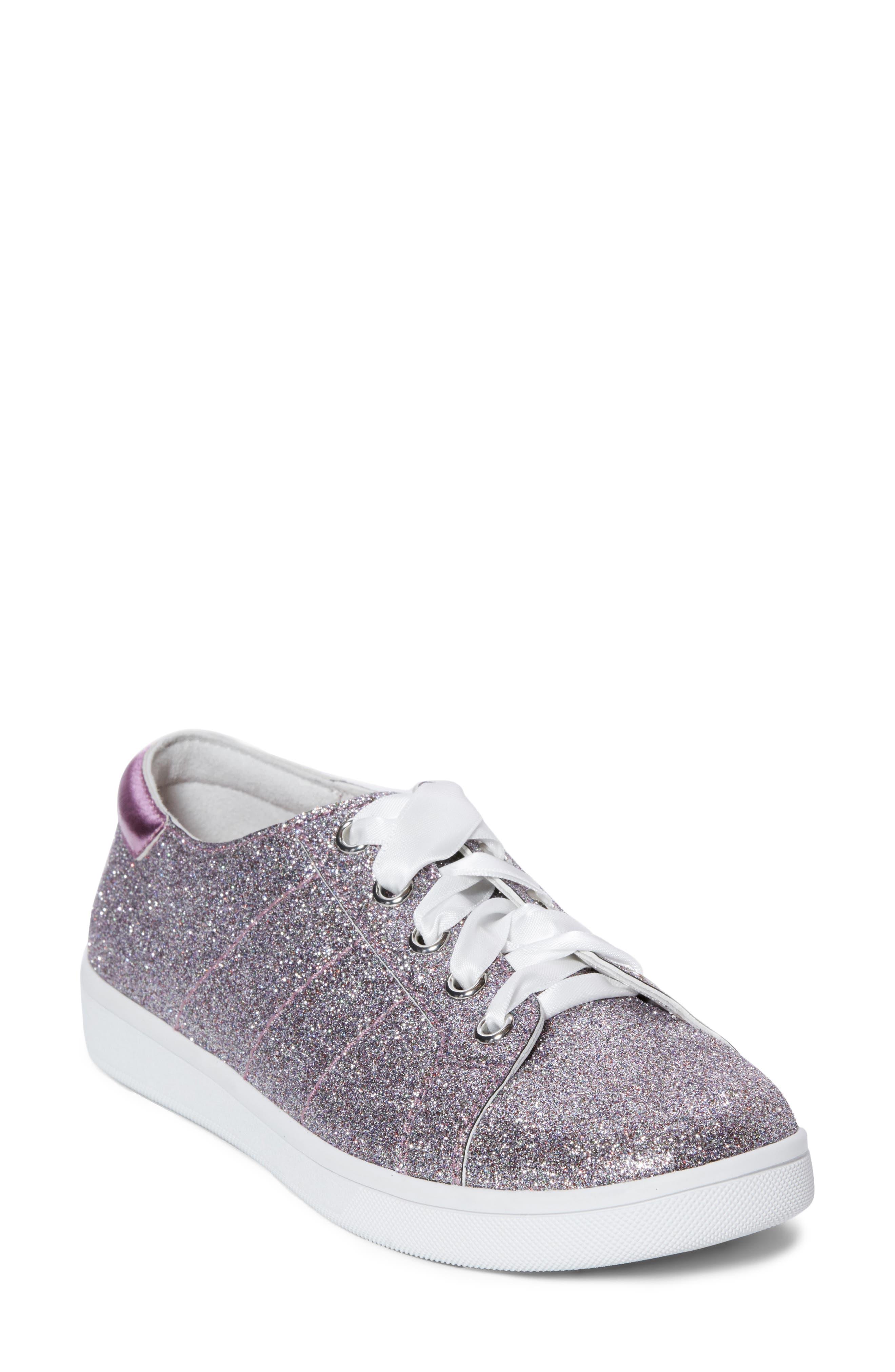 Image of PAIGE Alesia Glitter Sneaker