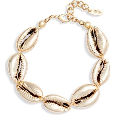 Ettika Shell Bracelet