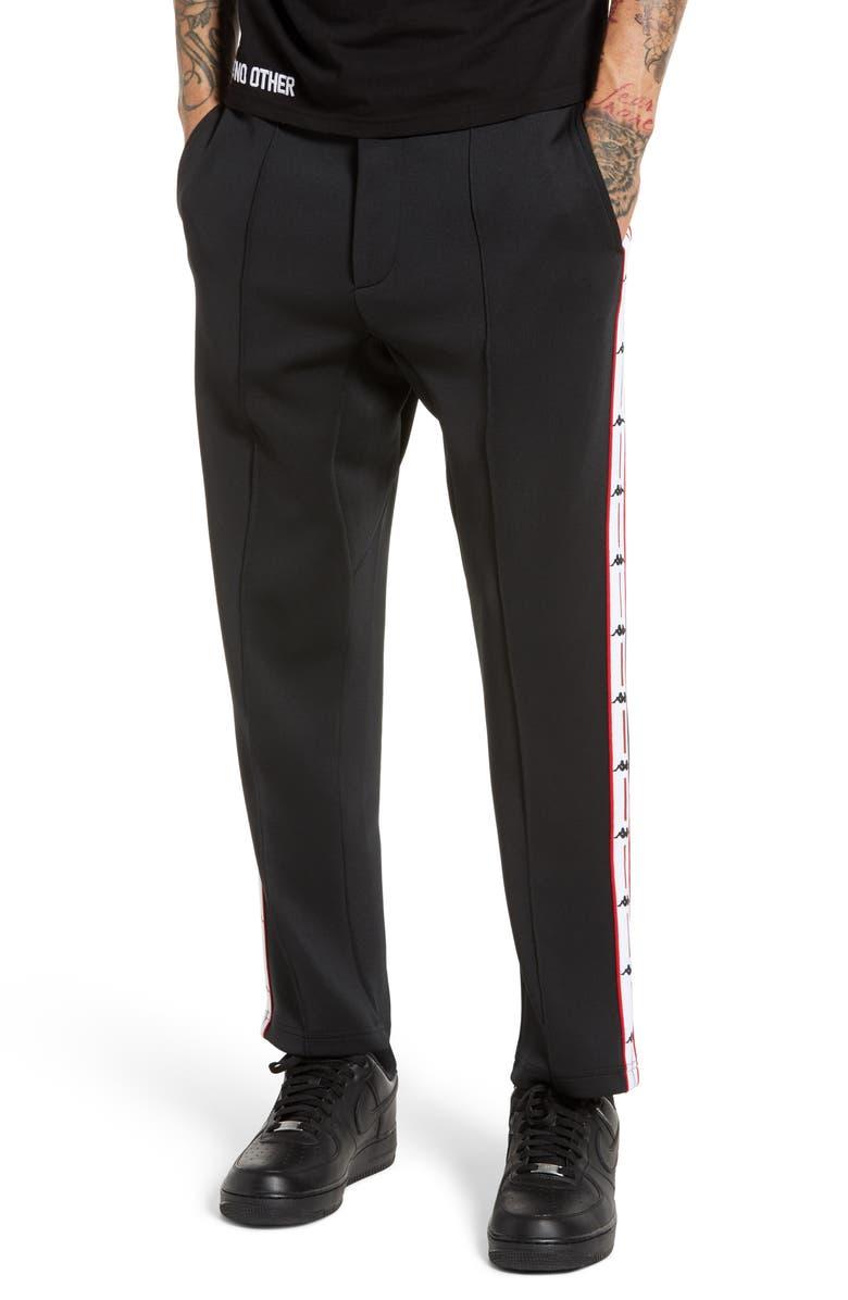 KAPPA Authentic Jpn Bilma Track Pants, Main, color, 001