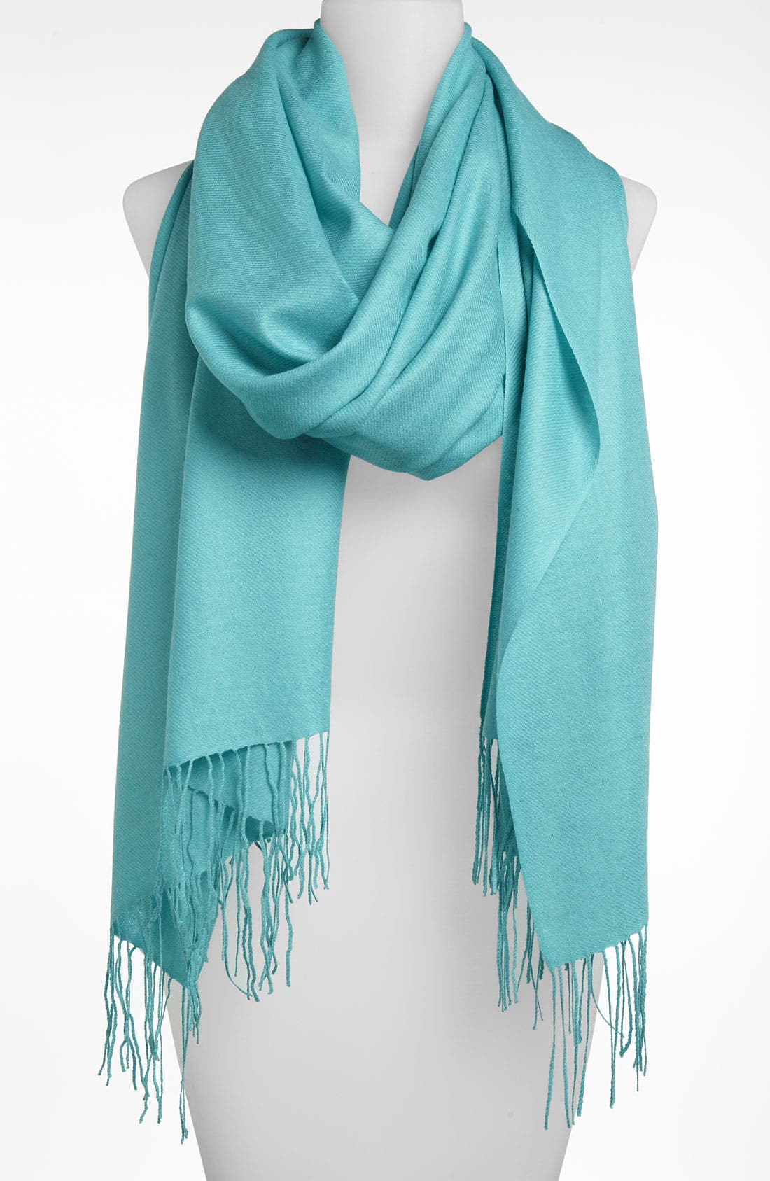 ,                             Tissue Weight Wool & Cashmere Wrap,                             Main thumbnail 87, color,                             441