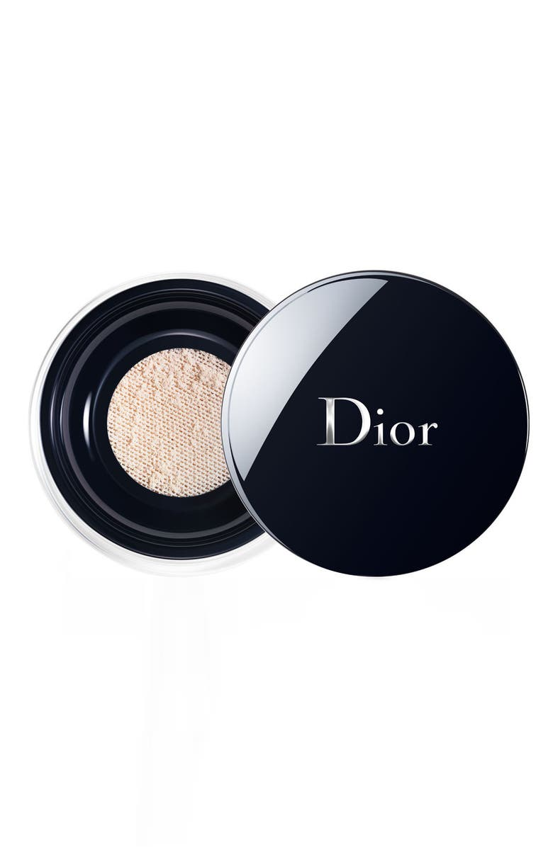DIOR Diorskin Forever & Ever Control Extreme Perfection Matte Finish Invisible Loose Setting Powder, Main, color, 001