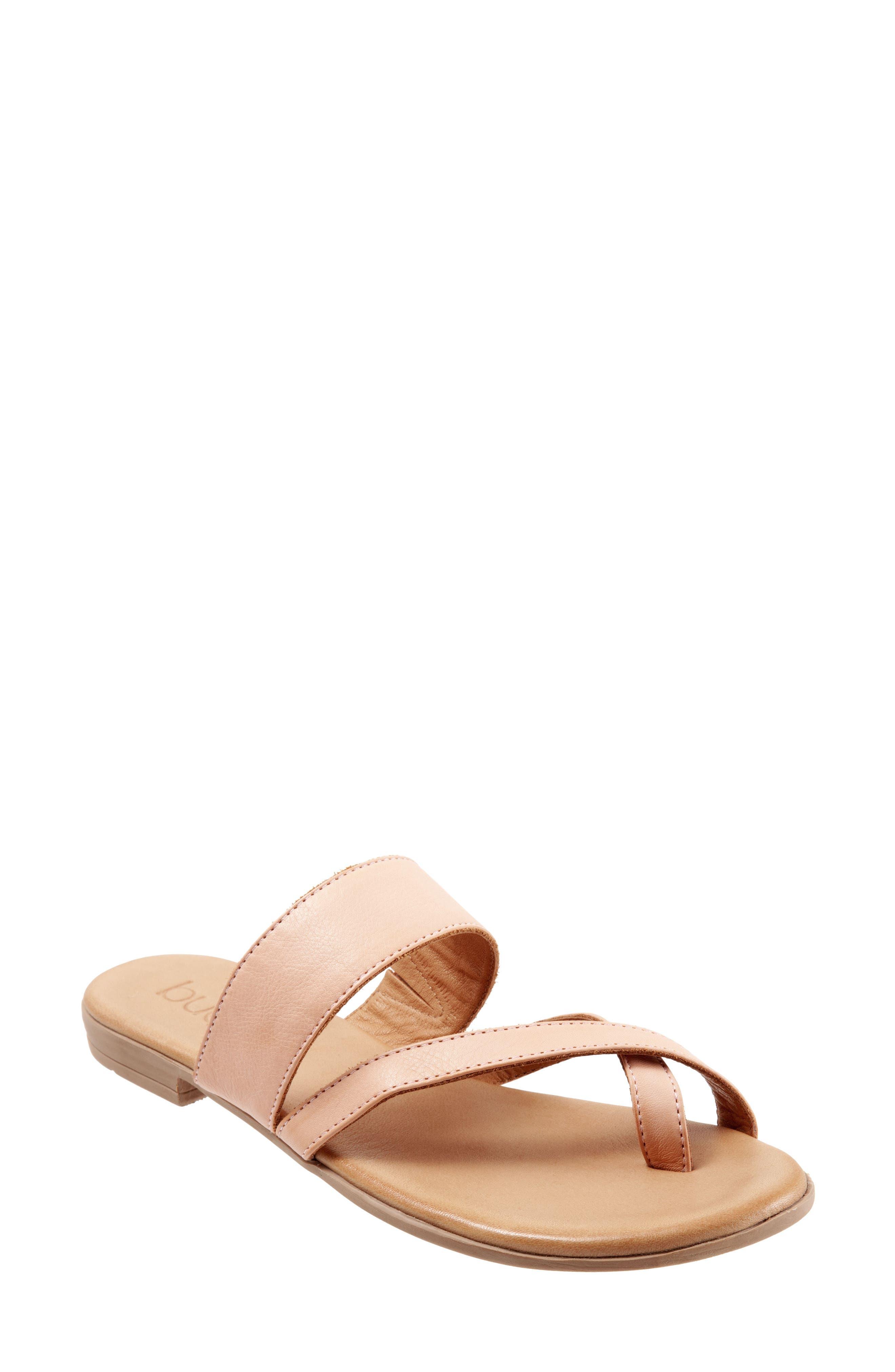 Jackson Toe Strap Slide Sandal