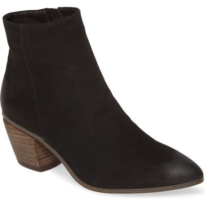 Vince Camuto Grasem Pointed Toe Western Boot, Black