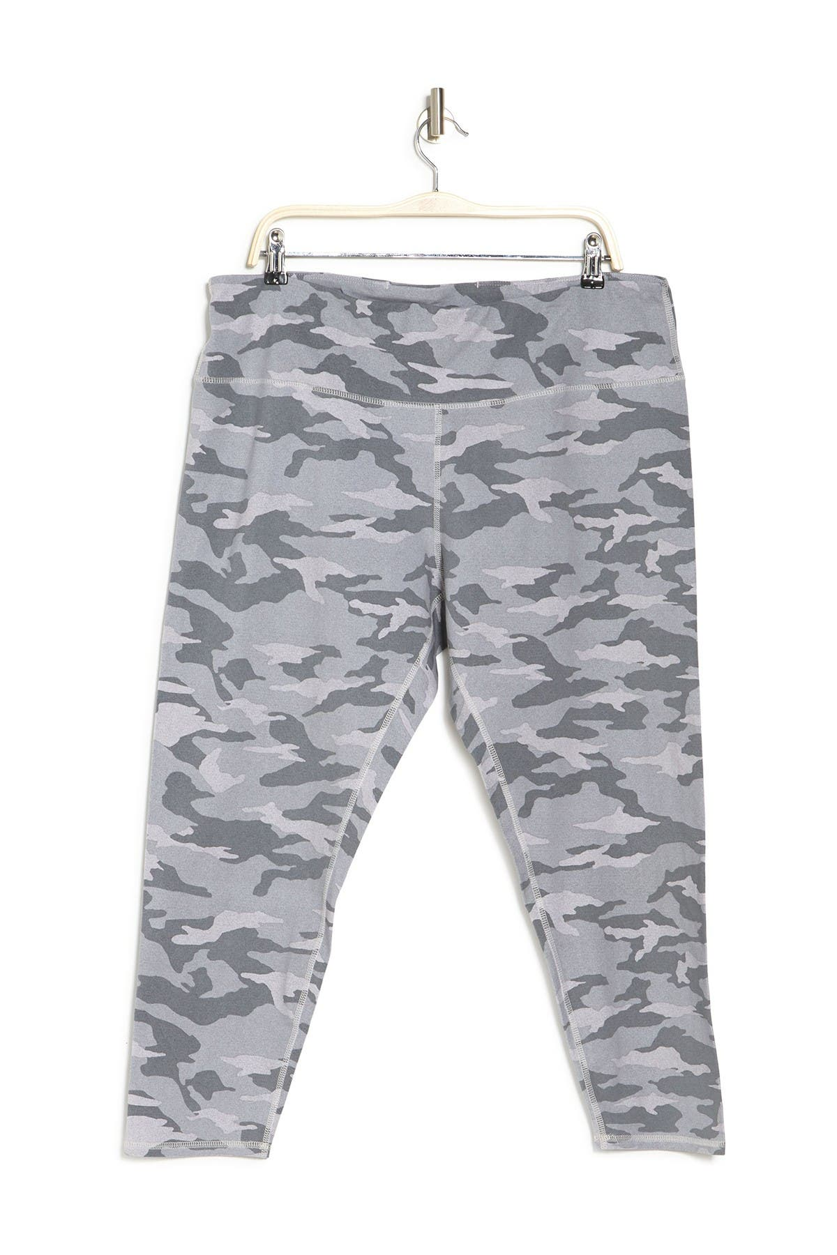 Image of Philosophy Apparel Pull-On Printed Leggings w/ Wide Waist Band
