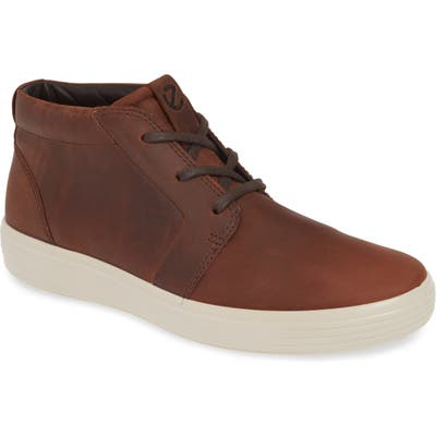 Ecco Soft 7 Chukka Boot - Brown