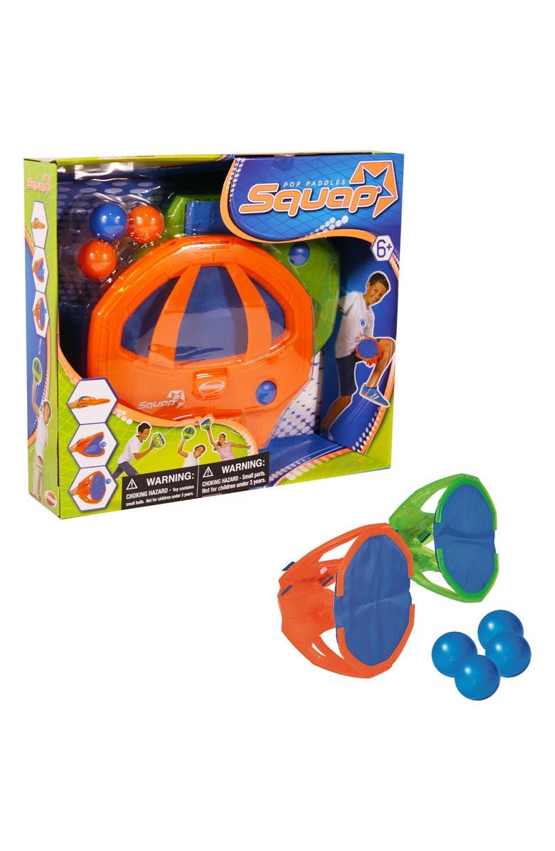 DIGGIN Squap Pop Paddles Game, Main, color, 000