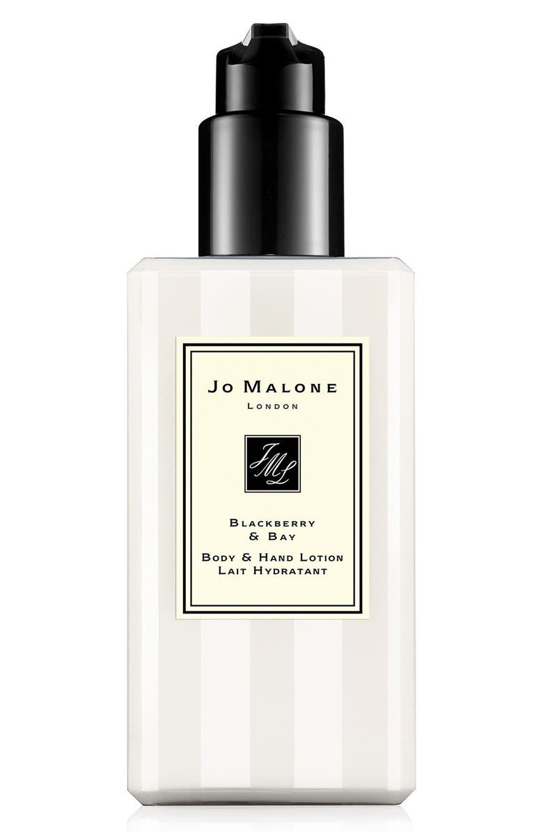 JO MALONE LONDON<SUP>™</SUP> Blackberry & Bay Body & Hand Lotion, Main, color, NO COLOR