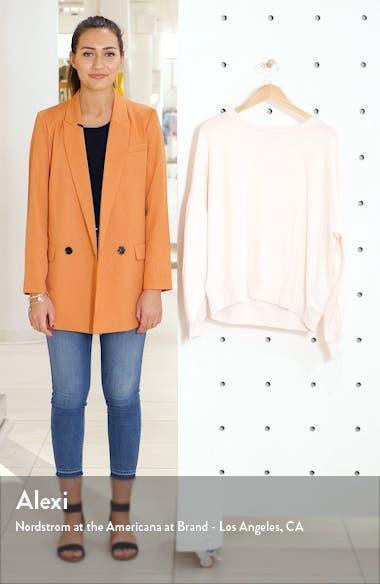 Bella Bloused Sleeve Sweatshirt, sales video thumbnail