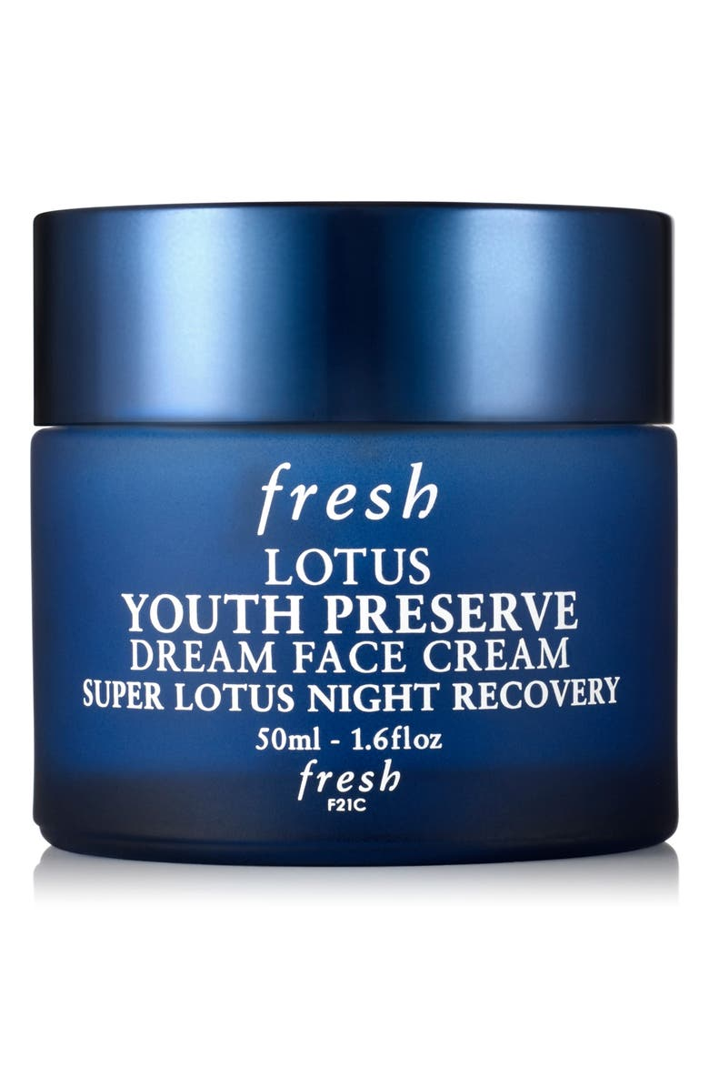 FRESH<SUP>®</SUP> Lotus Youth Preserve Dream Night Cream, Main, color, NO COLOR