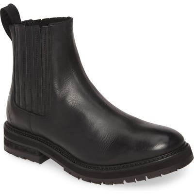 Allsaints Noble Chelsea Boot, Black