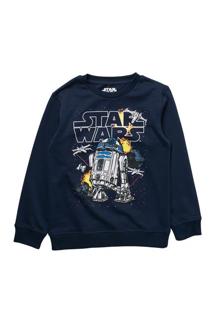 Image of JEM Star Wars R2D2 Crewneck Sweatshirt