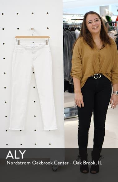 Mara Straight Leg Jeans, sales video thumbnail