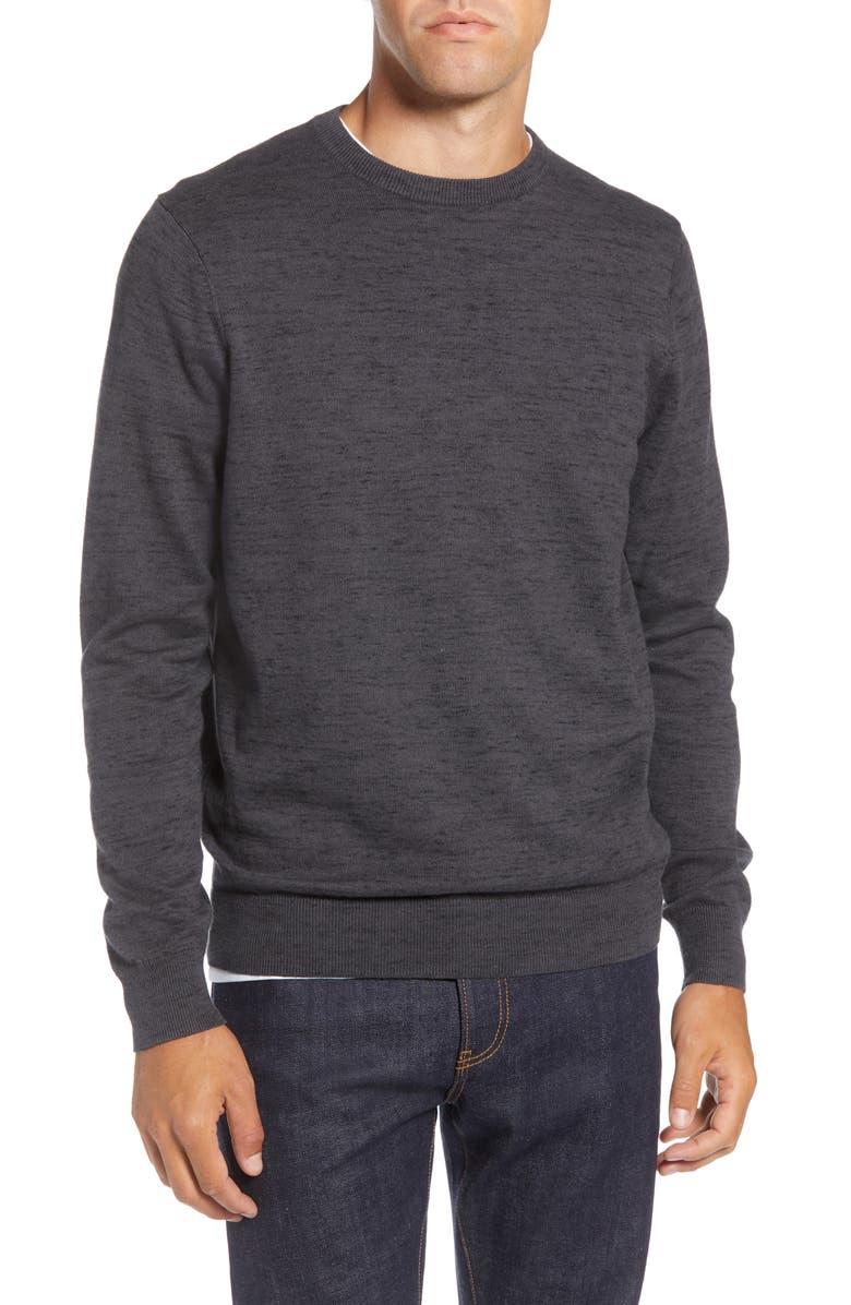 1901 Regular Fit Crewneck Sweater, Main, color, 030