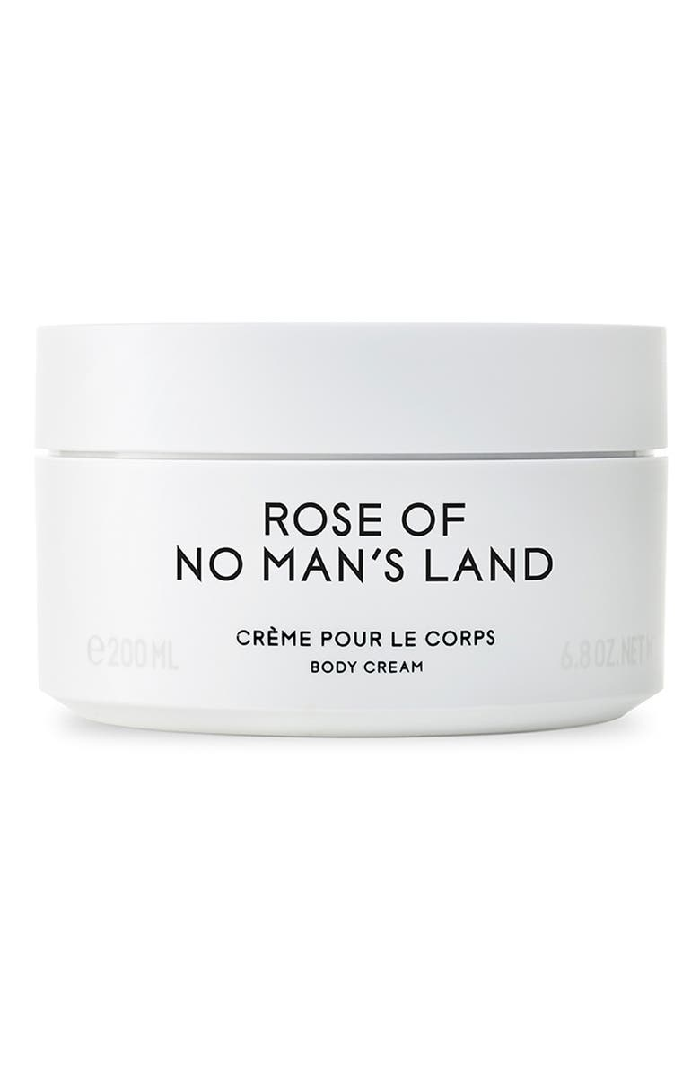 BYREDO Rose of No Man's Land Body Cream, Main, color, NO COLOR