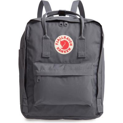 Fjallraven Kanken Water Resistant Backpack - Grey