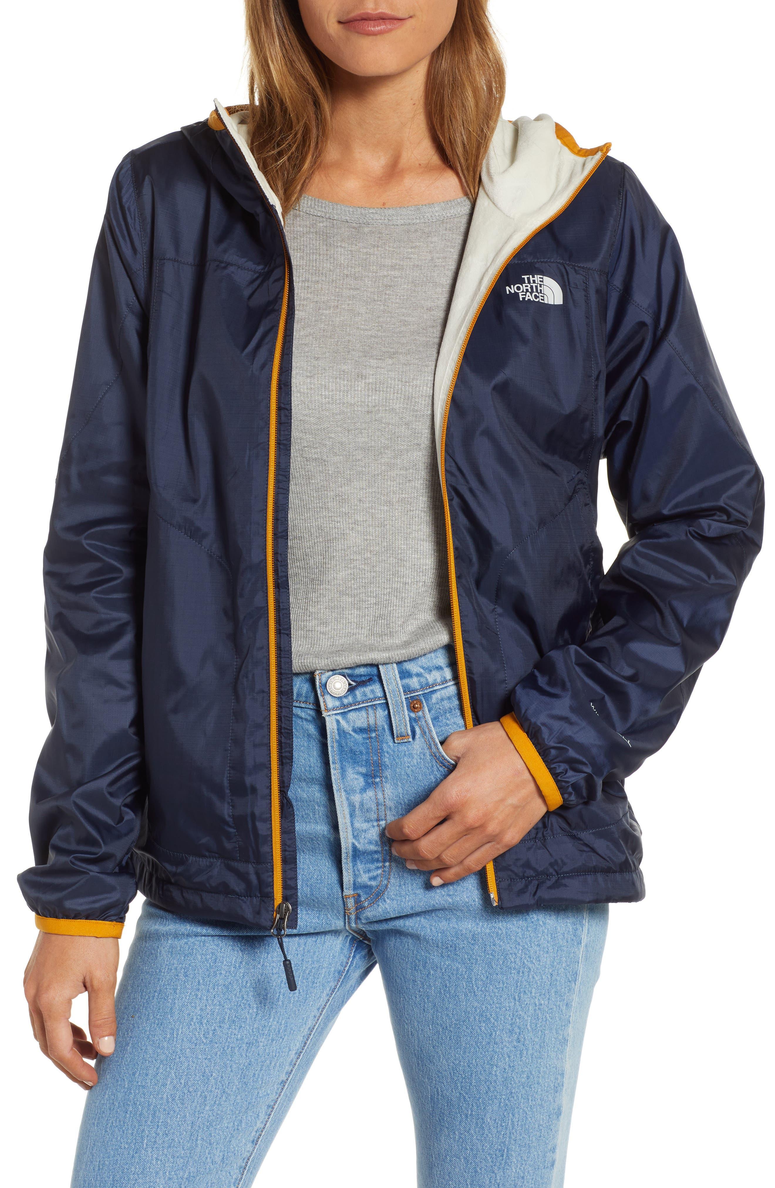 The North Face Pitaya 2 Hooded Jacket, Blue