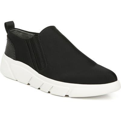 Franco Sarto Beil Slip-On Sneaker- Black