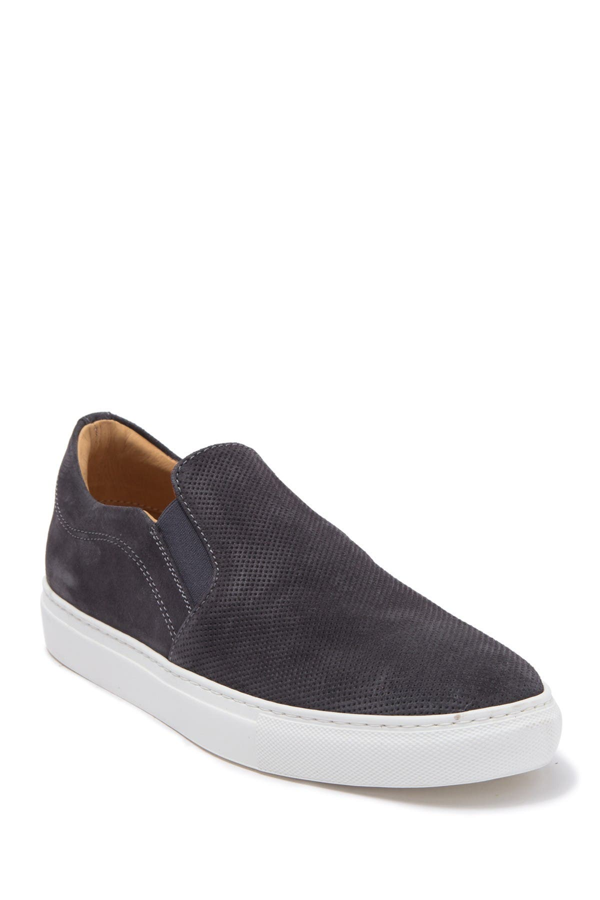 Image of To Boot New York Arlo Suede Slip-On Sneaker