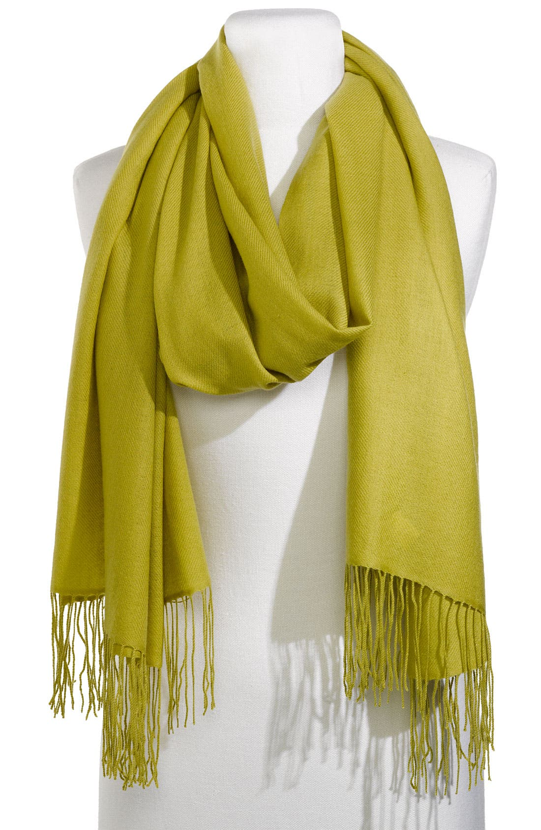 ,                             Tissue Weight Wool & Cashmere Wrap,                             Main thumbnail 48, color,                             302