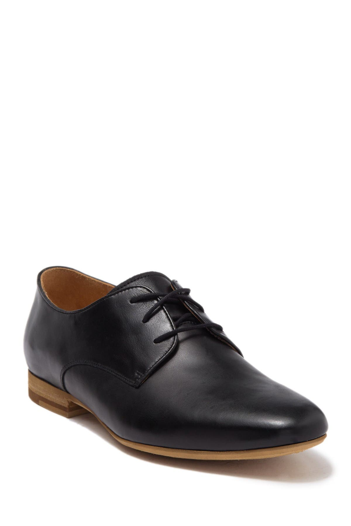 Image of Curatore Aversa Burnished Leather Derby