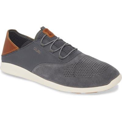 Olukai Alapa Li Keu Sneaker, Grey