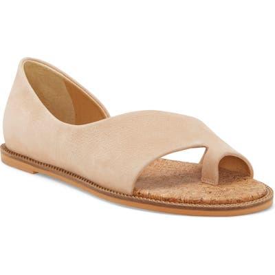 Lucky Brand Falinda Sandal- Beige