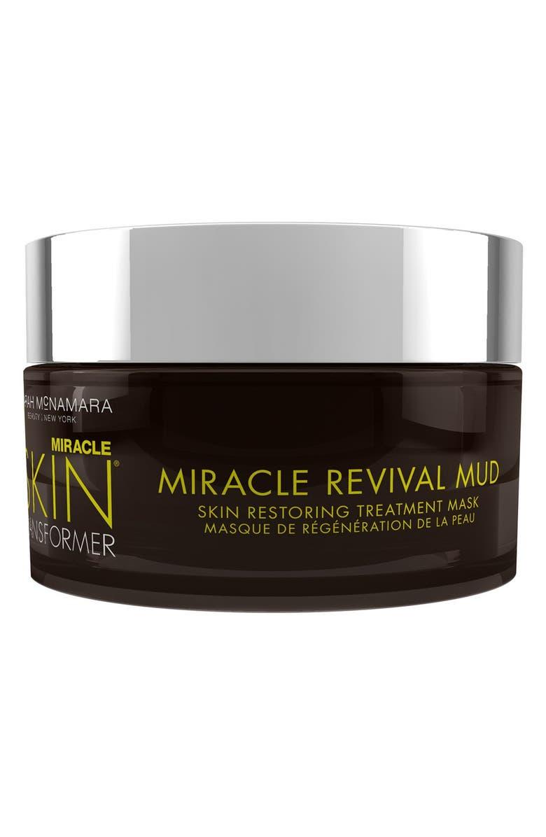 MIRACLE SKIN<SUP>™</SUP> TRANSFORMER Miracle Skin<sup>®</sup> Transformer 'Miracle Revival Mud' Skin Restoring Treatment Mask, Main, color, 000