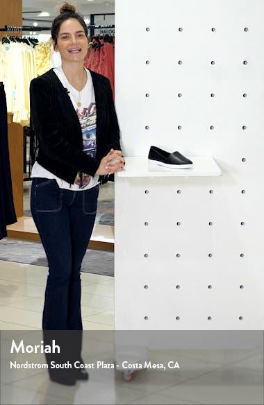 Chespie Cap Toe Slip-On Sneaker, sales video thumbnail