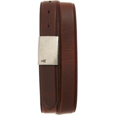 Frye Leather Belt, Grand Canyon