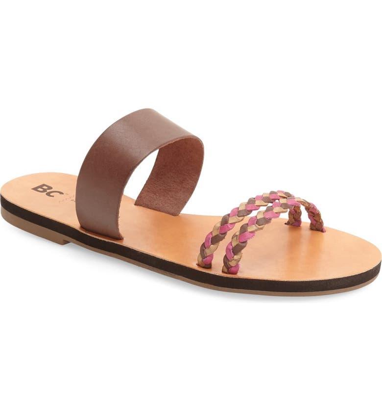 BC FOOTWEAR 'Wee' Slide Sandal, Main, color, 240