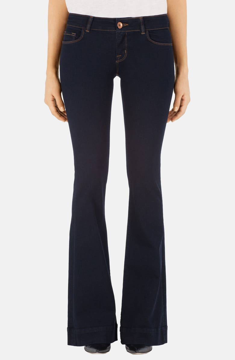 J BRAND 'Love Story' Flare Jeans, Main, color, 409