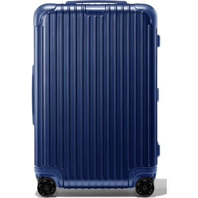 Rimowa Essential Check-In Medium 26-Inch Packing Case - Blue