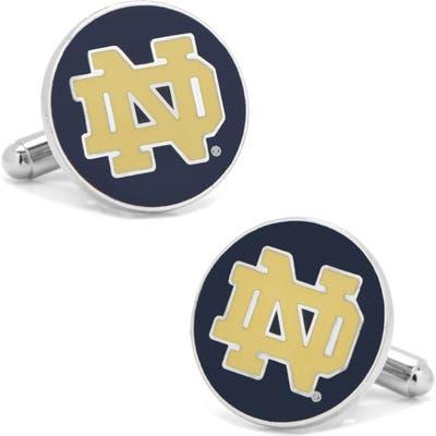 Cufflinks, Inc. Notre Dame Cuff Links