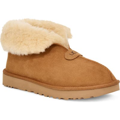 UGG Mate Revival Slipper Bootie, Brown