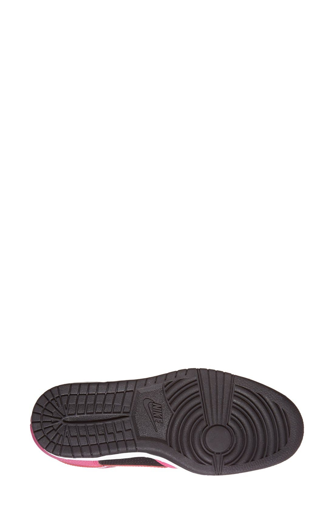 ,                             'Dunk Sky Hi - Essential' Wedge Sneaker,                             Alternate thumbnail 21, color,                             010