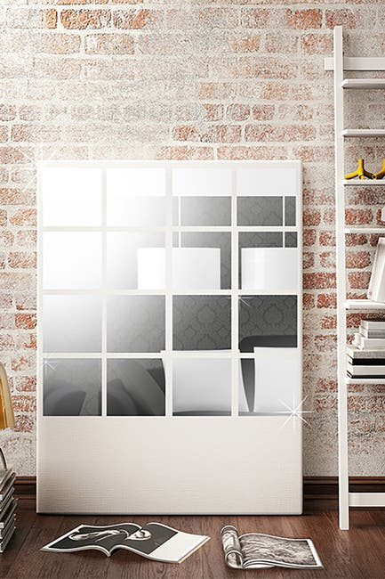 Image of WalPlus Square Mirror Decal Pack - Set of 16