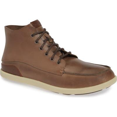 Olukai Nalukai Boot- Brown
