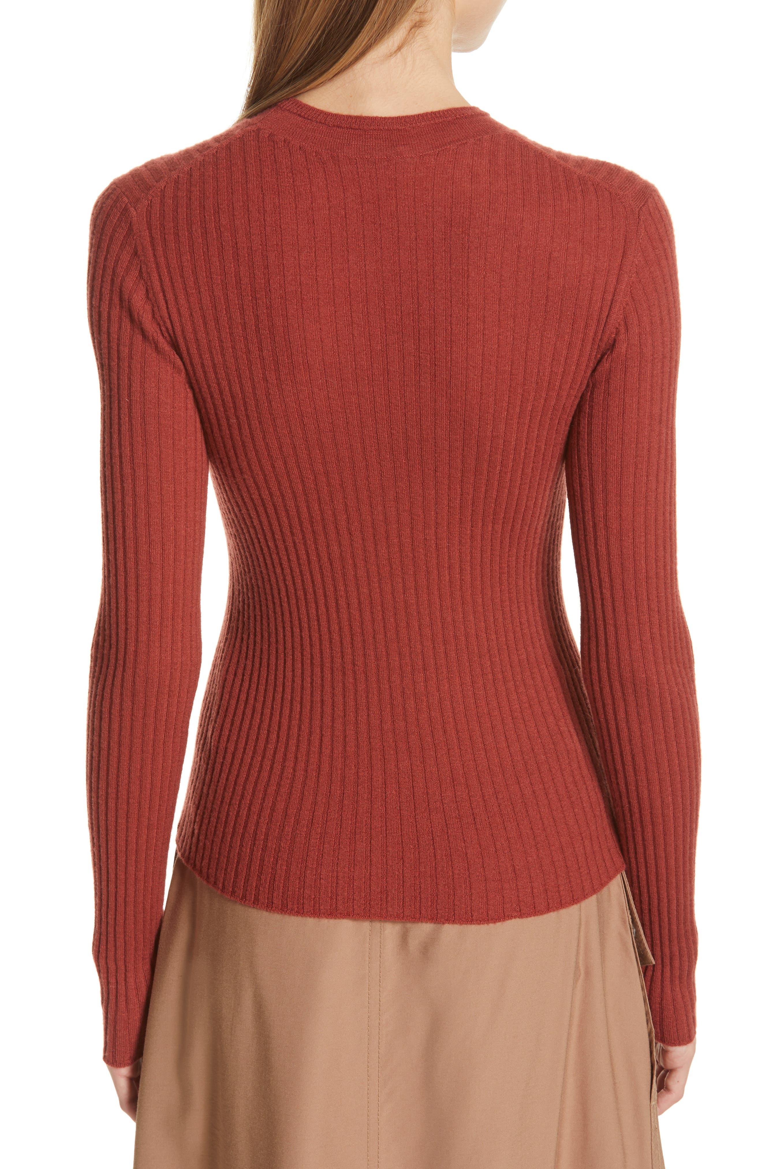 ,                             Mixed Rib Stitch Sweater,                             Alternate thumbnail 15, color,                             636