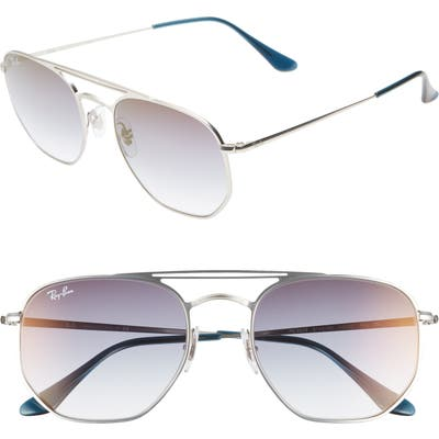 Ray-Ban Navigator 5m Double Bridge Sunglasses - Transparent Blue